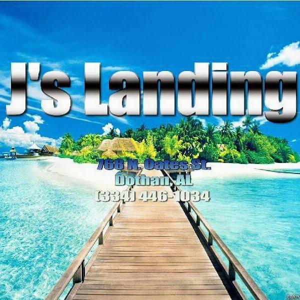 J's Landing: 768 N Oates St, Dothan, AL