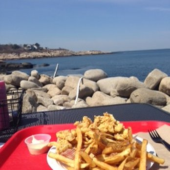 Photo Of The Lobster Pool Rockport Ma United States This Picture Is