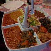 Lucy Ethiopian Restaurant Houston Review