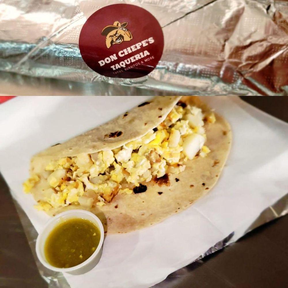 Don Chepe's Taqueria: 565 Crystal Farm Rd, Tatum, TX