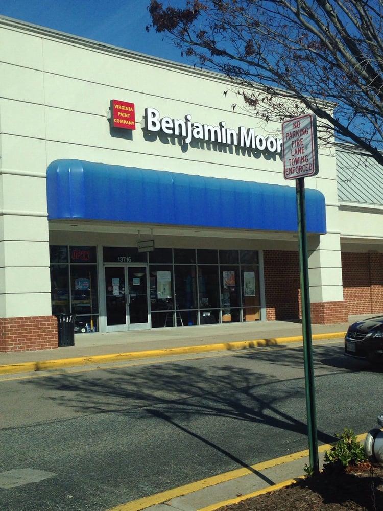 Benjamin Moore - Paint Stores - 7000 Woodlake Commons Lp ...