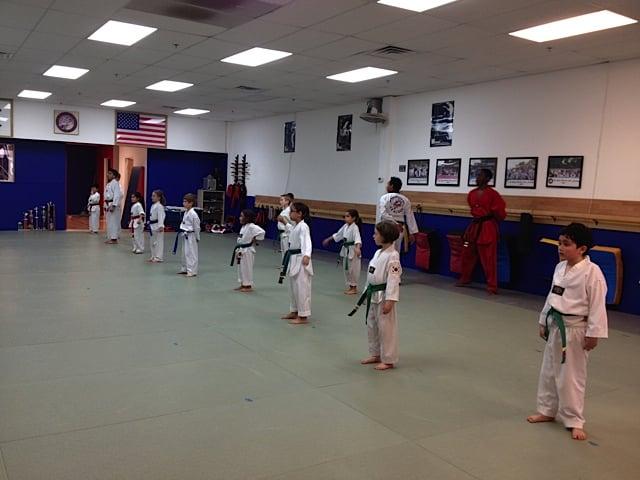 Be Ryong Martial Arts: 218 W Glebe Rd, Alexandria, VA