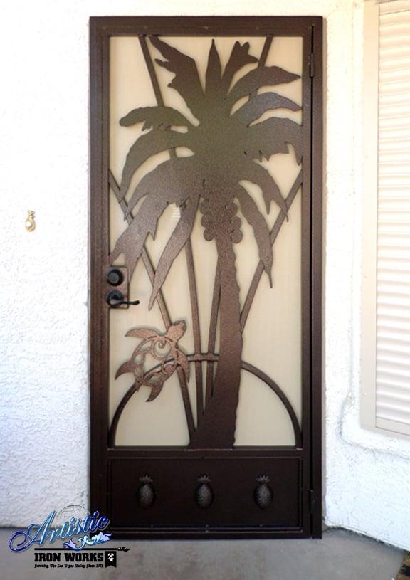 Photo Of Artistic Iron Works   Las Vegas, NV, United States. Palm Tree