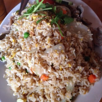 Photo Of Thai Patio   Los Angeles, CA, United States. Thai Fried Rice
