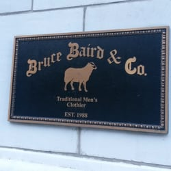 Bruce Baird & Company - Men's Clothing - 735 Broad St