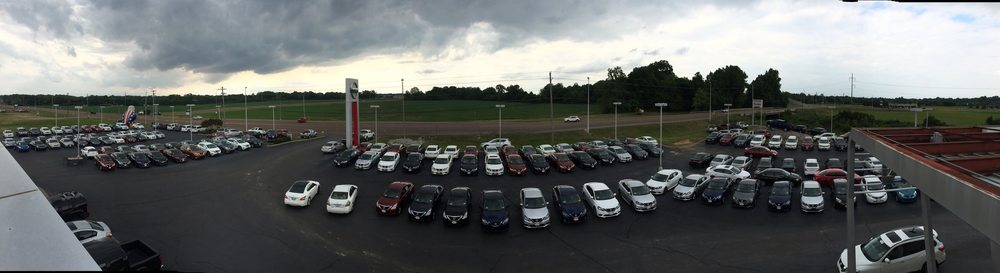 Rick Hill Nissan: 2700 Parr Ave, Dyersburg, TN