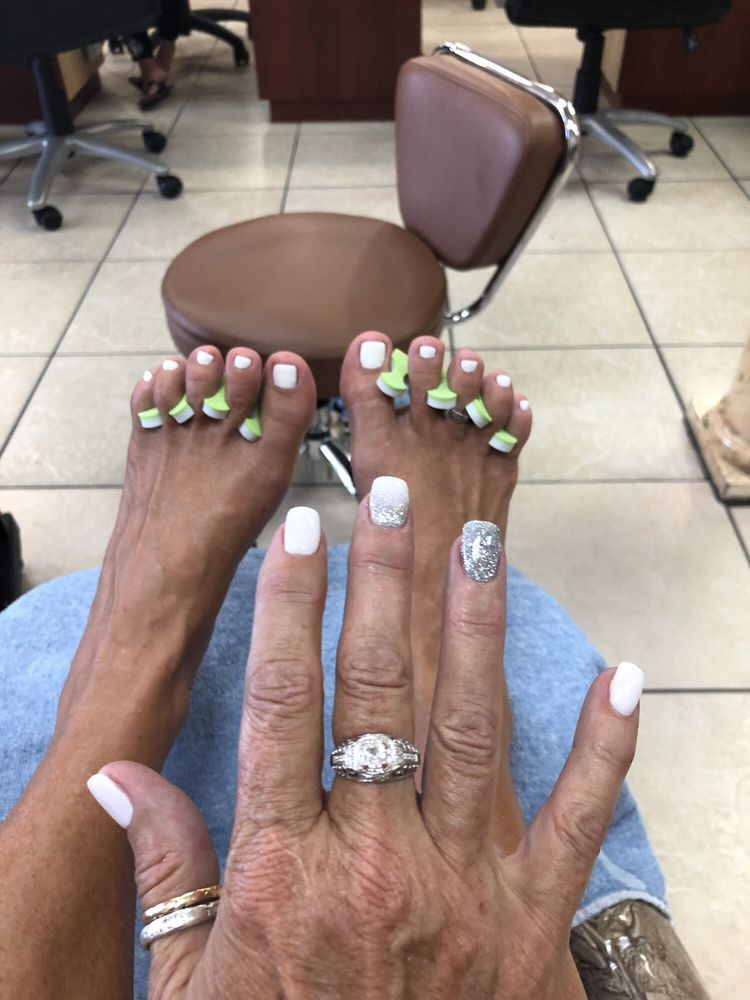 BMT Nail and Spa: 2018 66th St N, St. Petersburg, FL