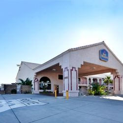 Photo Of Best Western Colorado River Inn Needles Ca United States