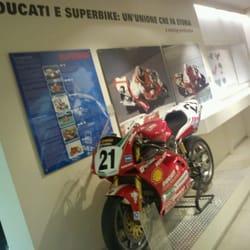 museo ducati - 37 photos - museums - via antonio cavalieri ducati
