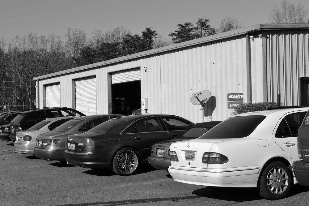 Photo of Fineline Automotive: Simpsonville, SC