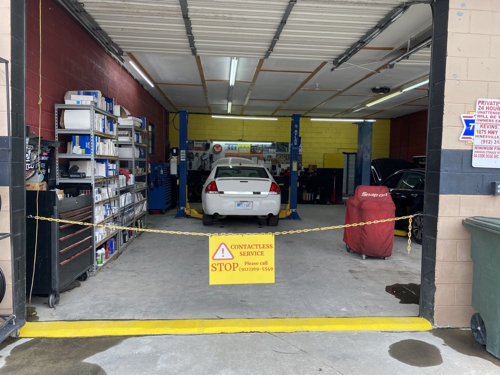 Fast Hands Automotive: 820 Elma G Miles Pkwy, Hinesville, GA