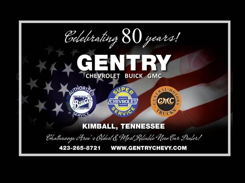 Gentry Chevrolet Buick Gmc Since 1932 Yelp