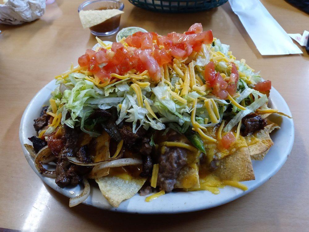 La Fiesta Mexican Food Restaurant: 1313 S Cedar St, Pecos, TX
