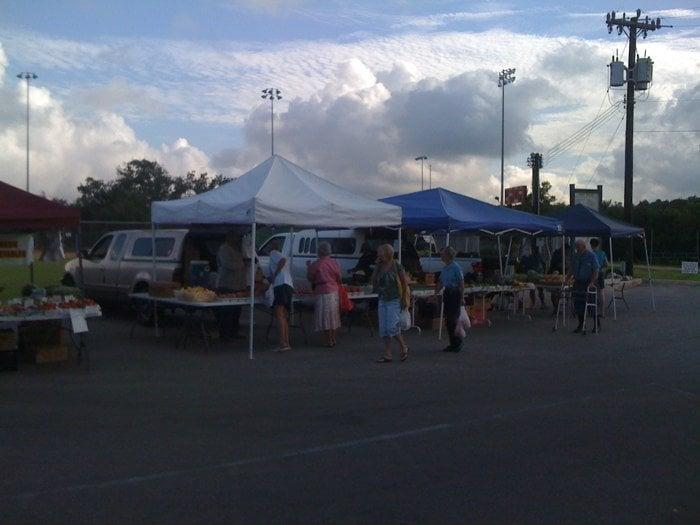 San Antonio Farmer's Market