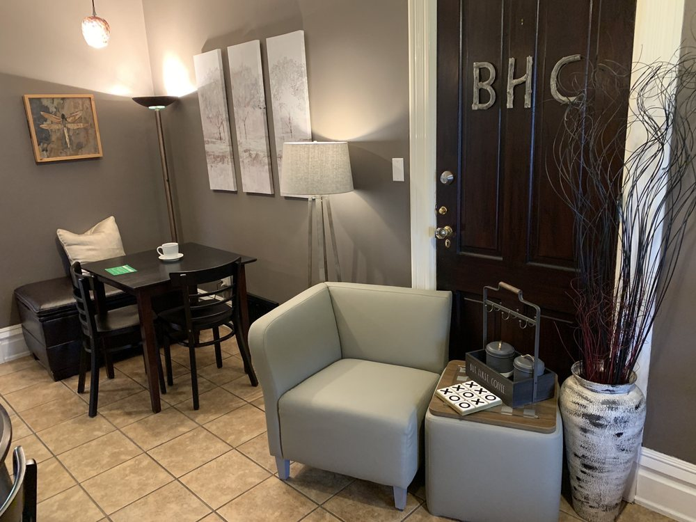 Social Spots from Brick House Coffee