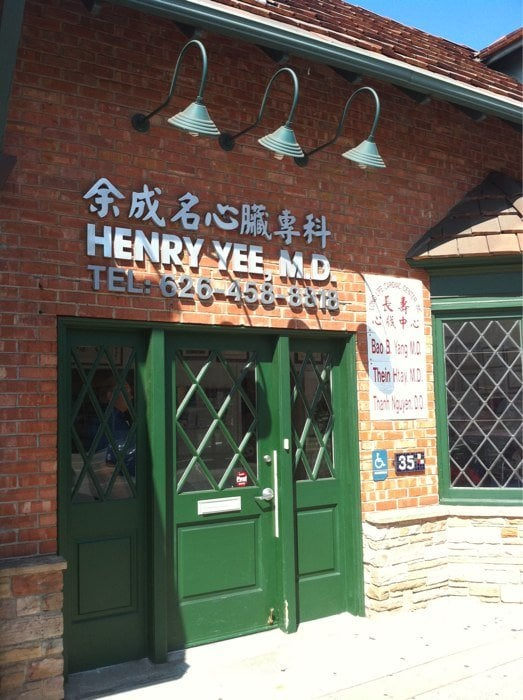 Yee Henry MD - 15 Reviews - Doctors - 35 S Garfield Ave, Alhambra, CA -  Phone Number - Yelp