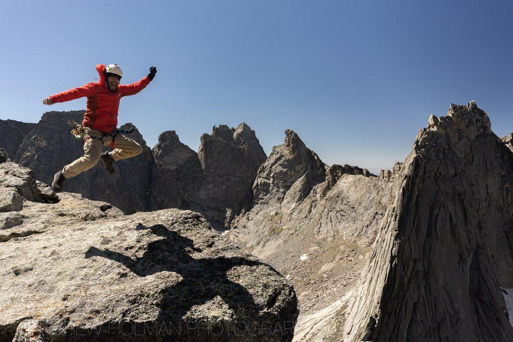 PIngora Peak: Pingora Peak, Boulder, WY