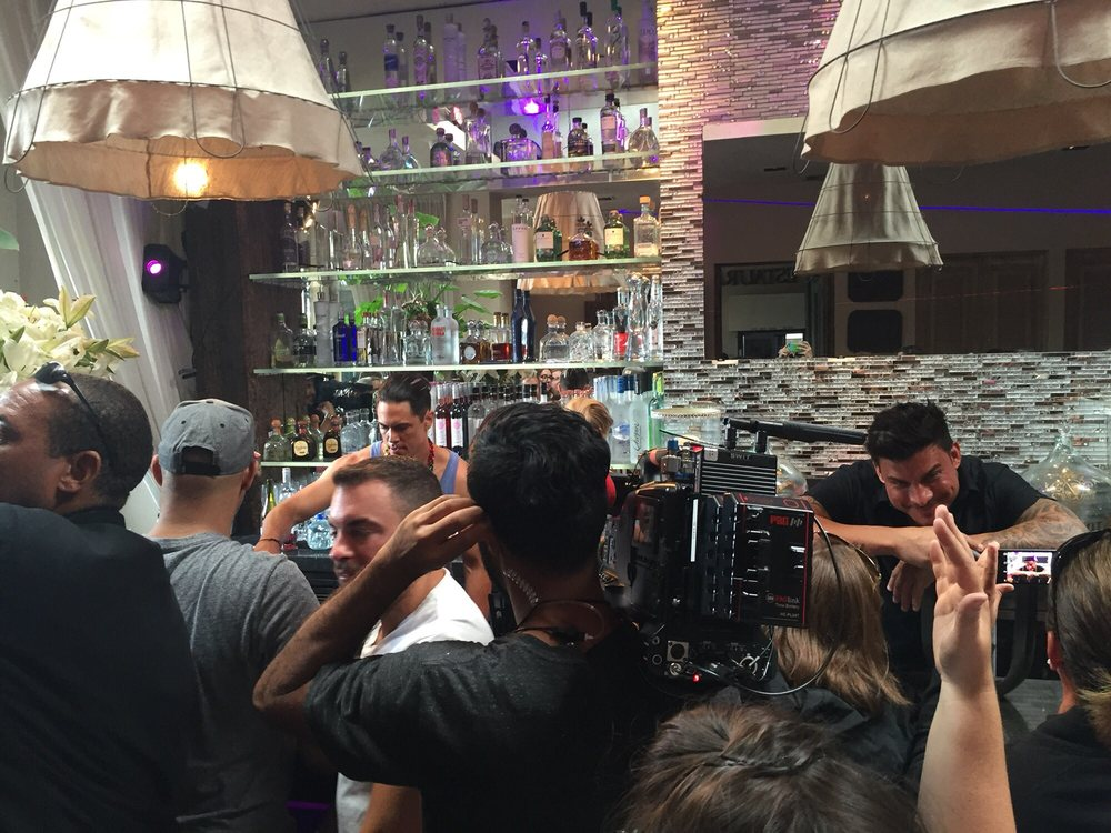 Sur Restaurant West Hollywood Ca United States