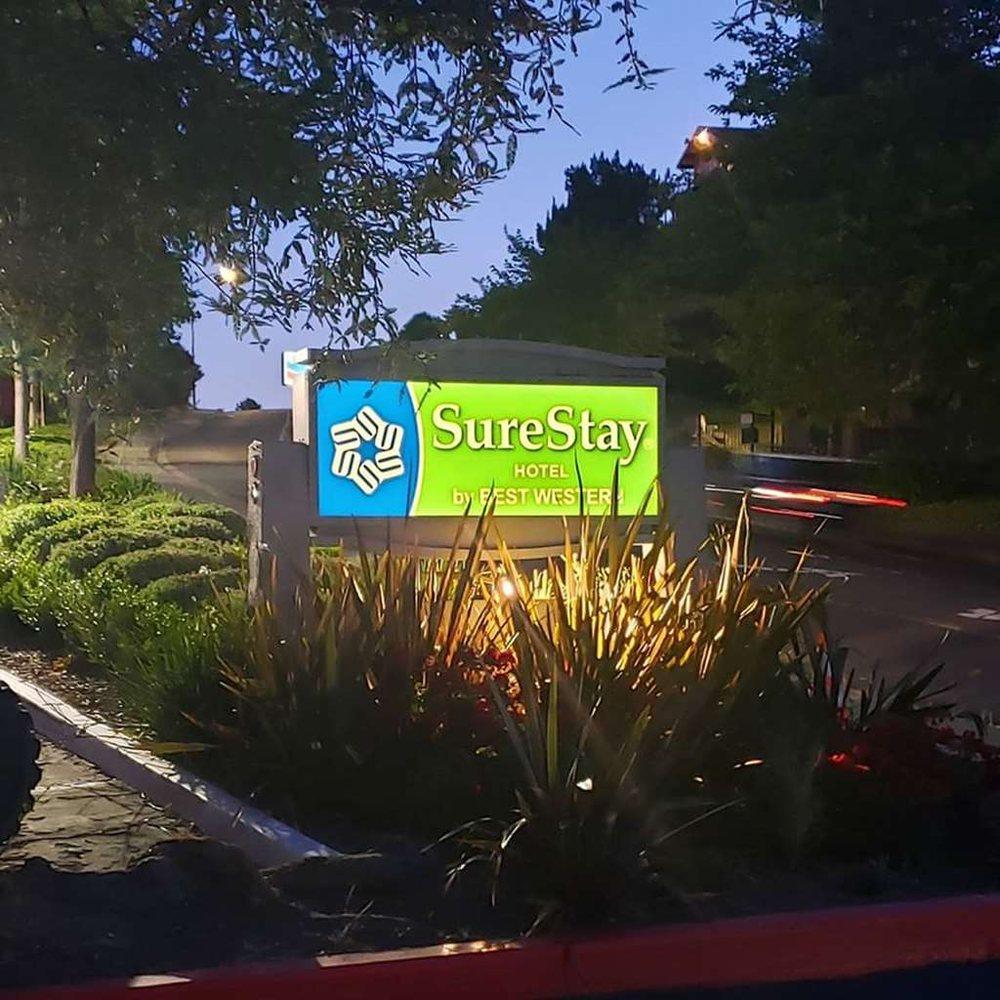 SureStay Hotel by Best Western Vallejo Napa Valley: 300 Fairgrounds Dr, Vallejo, CA