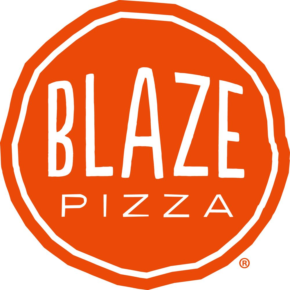 Food from Blaze Pizza