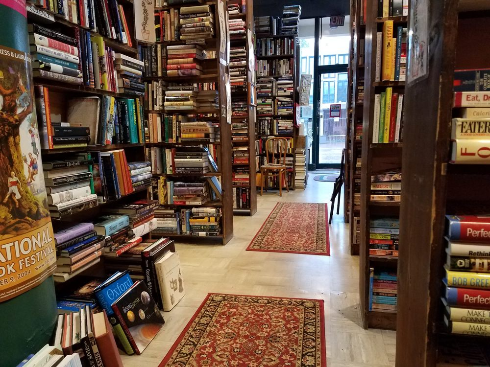 Reston's Used Book Shop: 1623 Washington Plz N, Reston, VA
