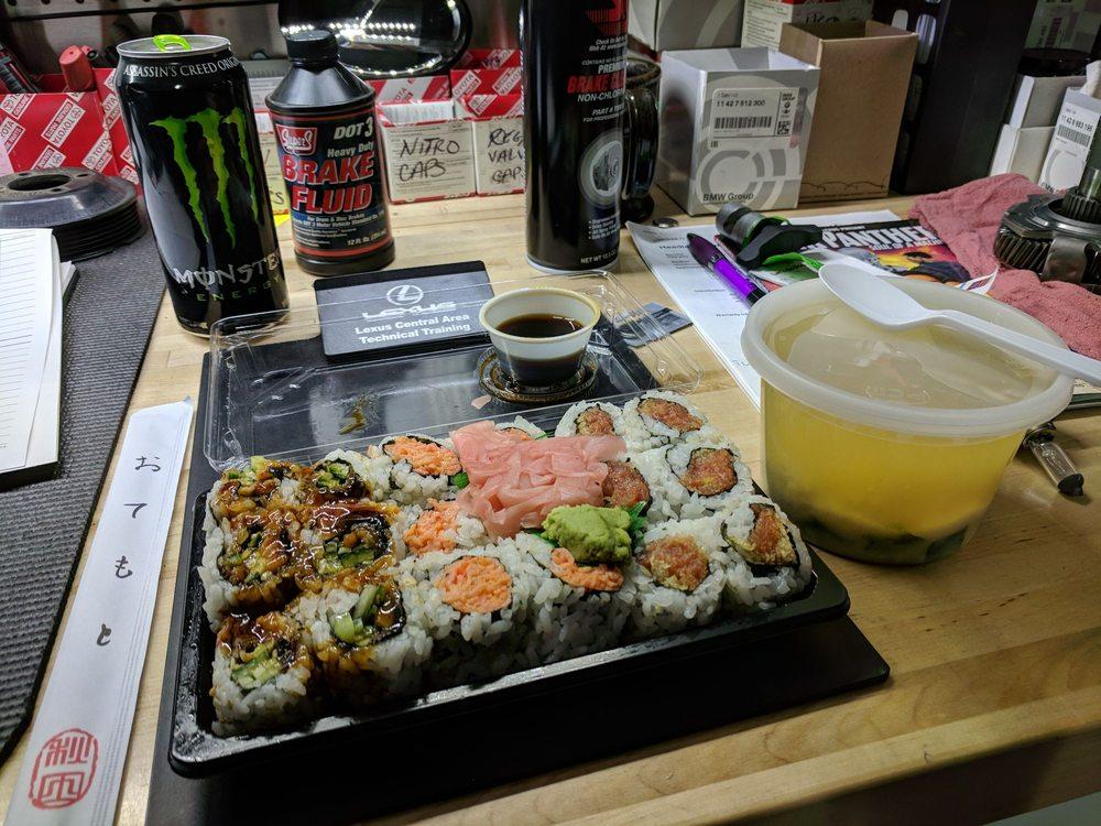 Samurai Japanese Restaurant: 6969 N Port Washington Rd, Glendale, WI