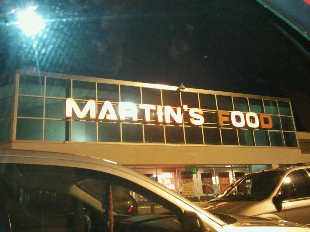 Martins Food Market: 100 Keyser Mall, Keyser, WV