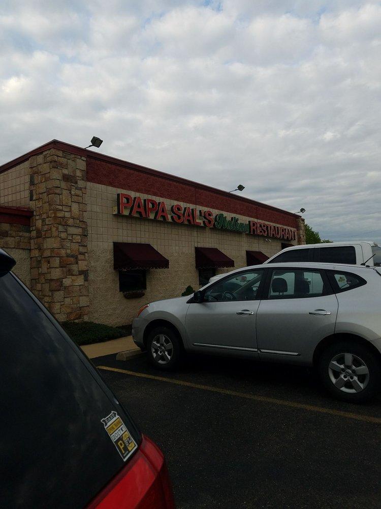Papa Sal's Italian Restaurant: 1050 Rt 22 Hwy W, Blairsville, PA
