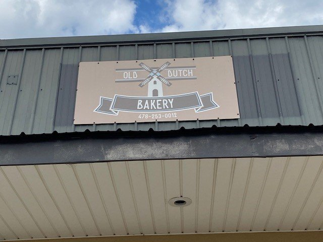 Old Dutch Bakery: 112 B. Hwy 1 Bypass, Louisville, GA