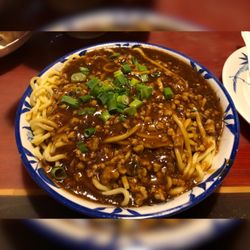 Photo Of Szechuan House Ames Ia United States Noodles With Y Minced