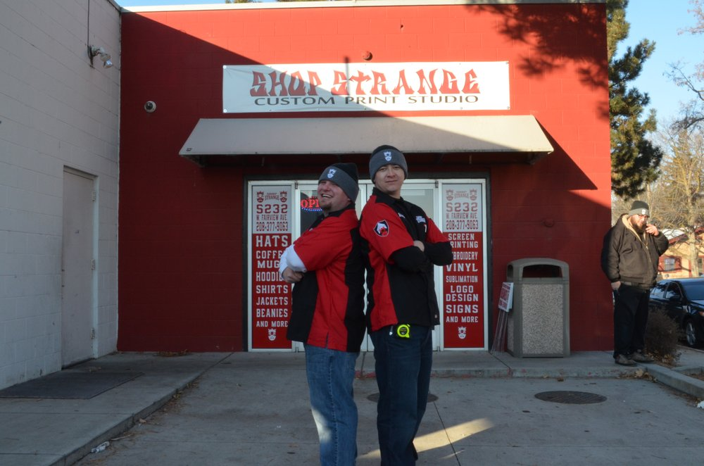 Shop Strange: 5256 W Fairview Ave, Boise, ID