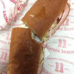 Jimmy johns weatherford