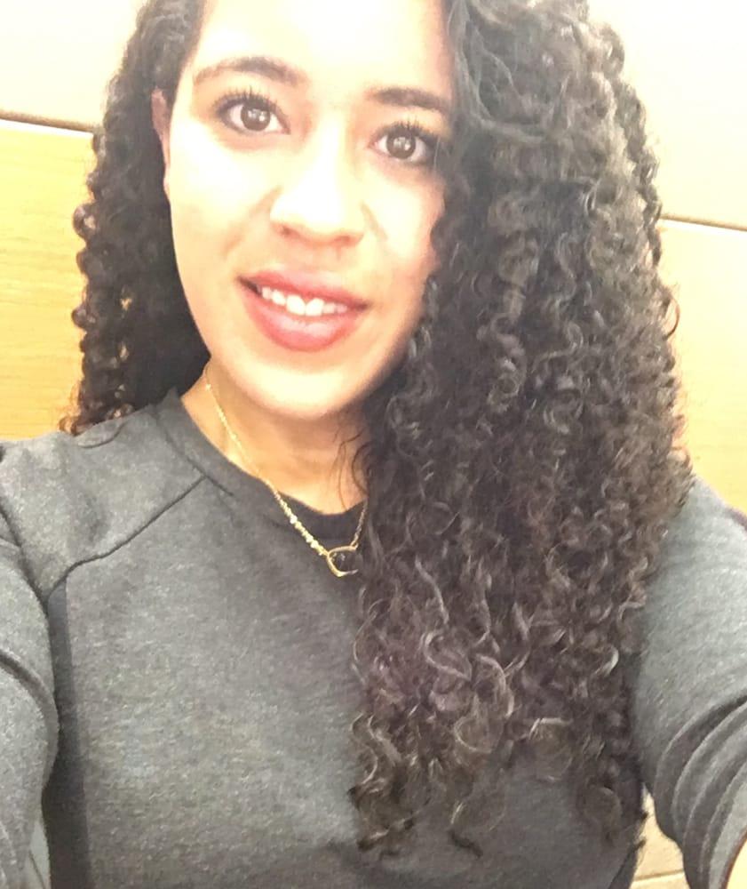 Post Curl Cut!