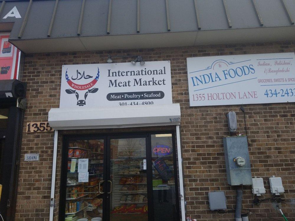 International Meat Market: 1355 Holton Ln, Takoma Park, MD
