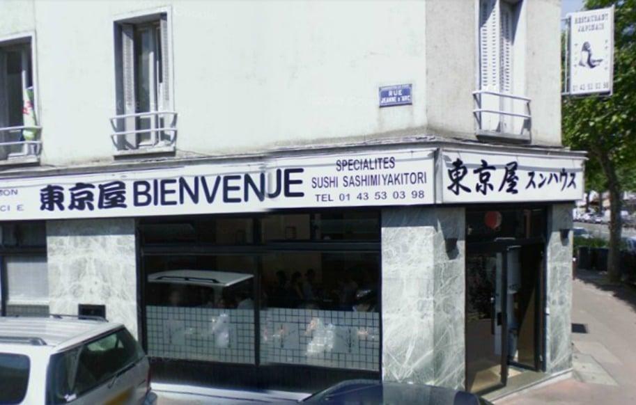 Restaurant Japonais Charenton Le Pont Rue De Paris