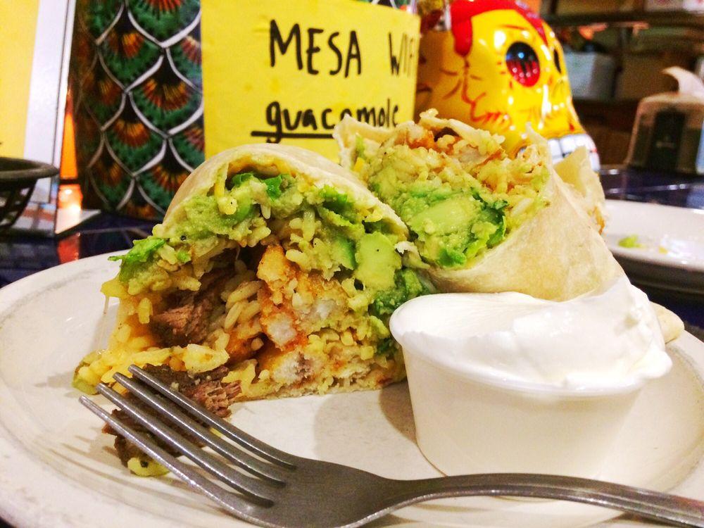 Mesa Verde Restaurant Greenfield Ma
