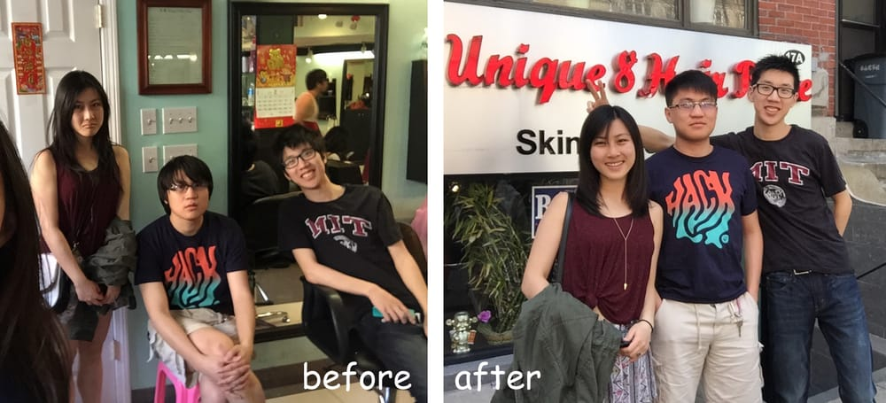 Unique 8 Hair Place