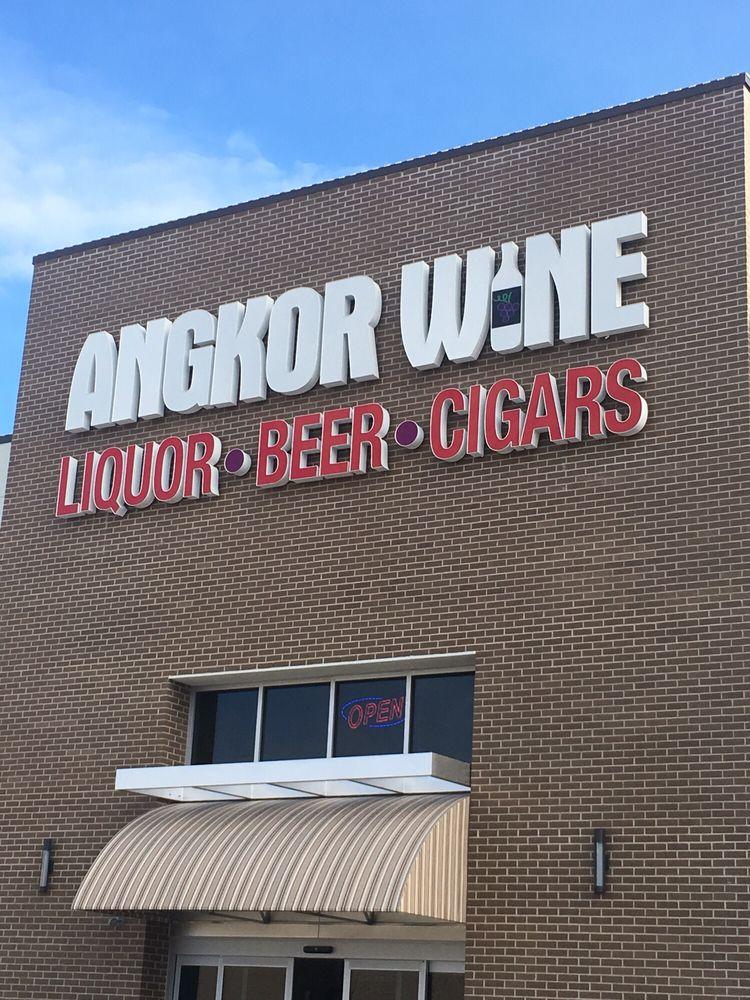 Angkor Wine and Liquor: 2001 W Pleasant Grove Rd, Rogers, AR