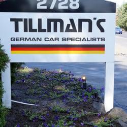 Tillman's German Car Specialists