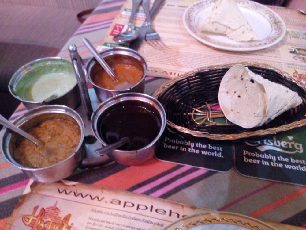 Great sauces yelp for Authentic south indian cuisine