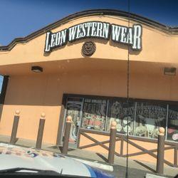 c632bc08436 Leon Western Wear - Leather Goods - 6360 Airline Dr, Northside ...