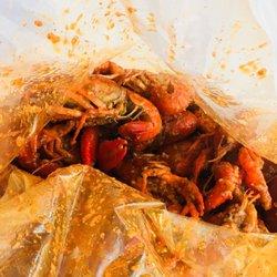 The Boiler Shrimp Crawfish