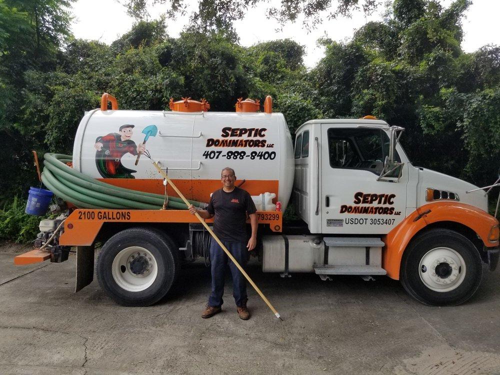 Septic Dominators: 5449 S Semoran Blvd, Orlando, FL