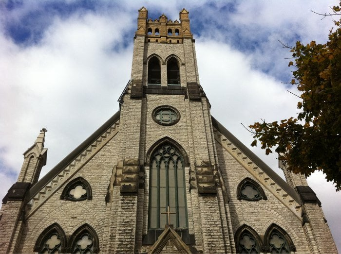 St Patrick's Church: 3602 Bridge Ave, Cleveland, OH