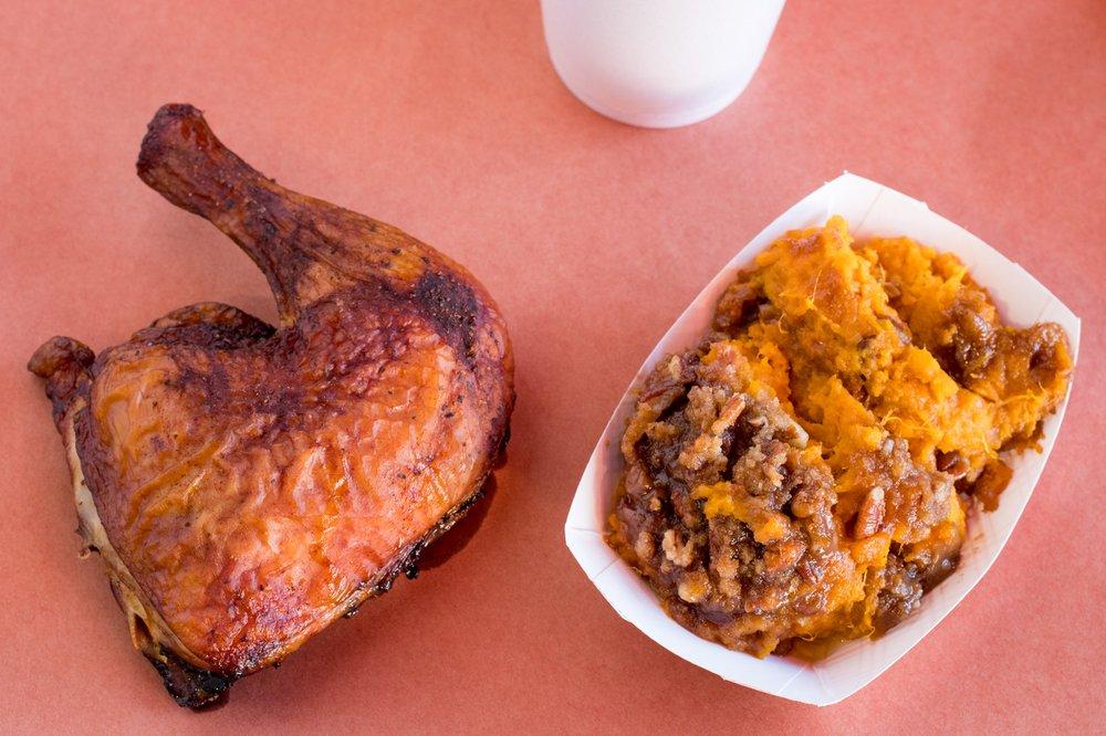 Big Tiny's BBQ: 179 N Main St, Mooresville, NC