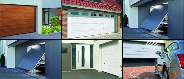 The Garage Door Company Aberdeen Home Services Mugiemoss Road