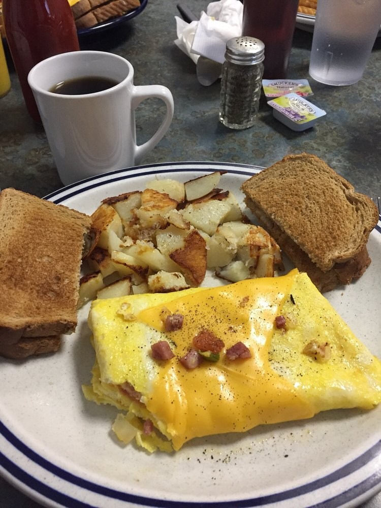 Merrillan Cafe: 400 N Washington St, Merrillan, WI