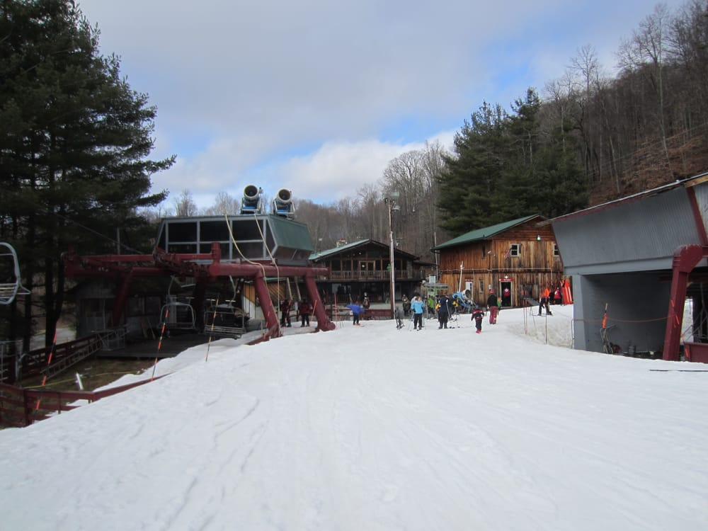 Hotels Near Wolf Ridge Ski Resort