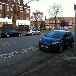 City Car Club Car Hire Dene Road Didsbury Village Manchester
