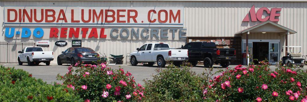 Dinuba Lumber: 441 W Tulare St, Dinuba, CA